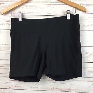 Lucy Small Shorts Running Athletic Stretch Black
